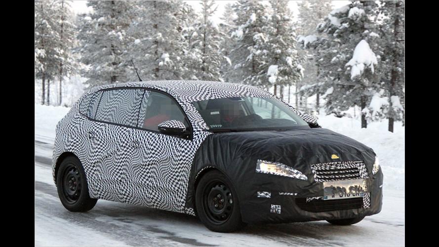 Erwischt: Peugeot 308