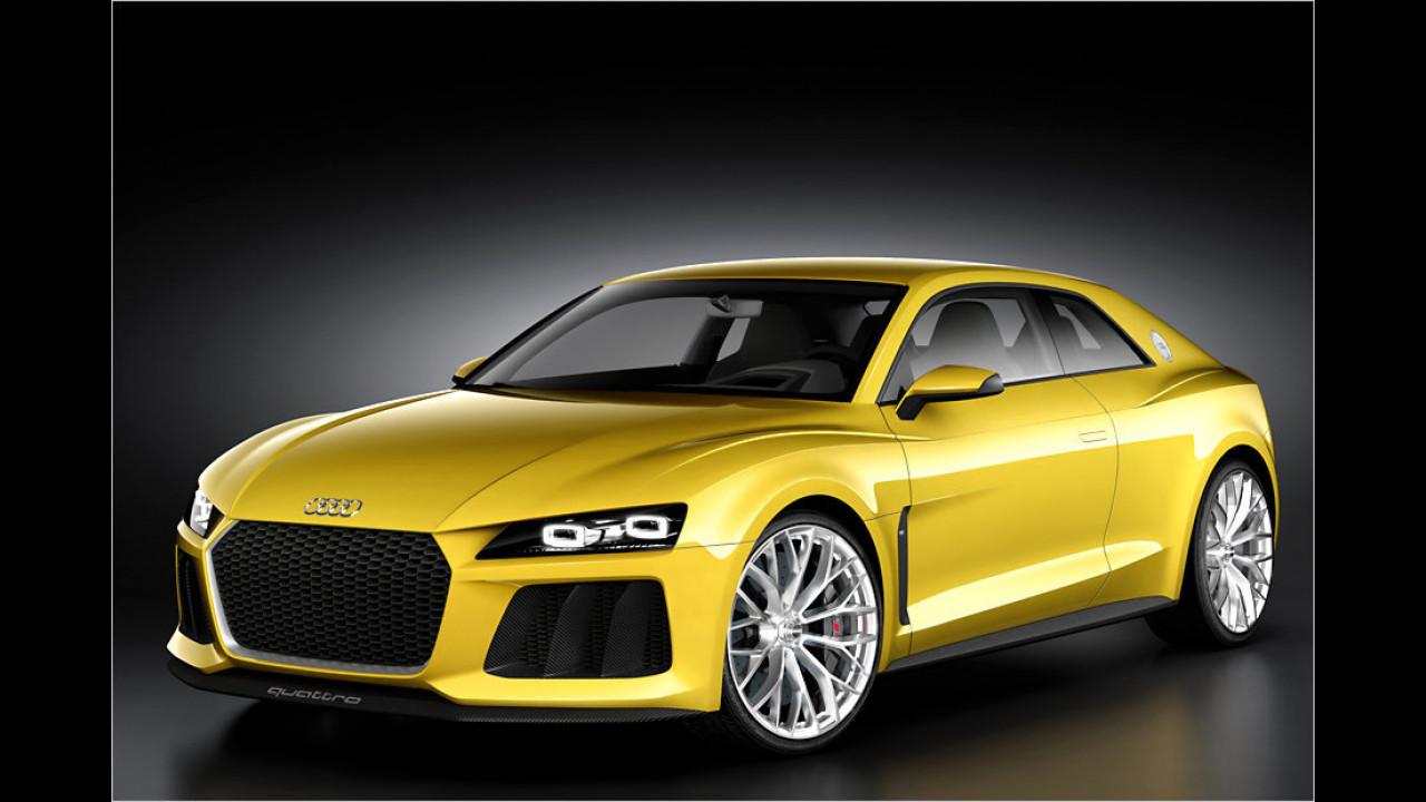 Audi Sport quattro (2013)