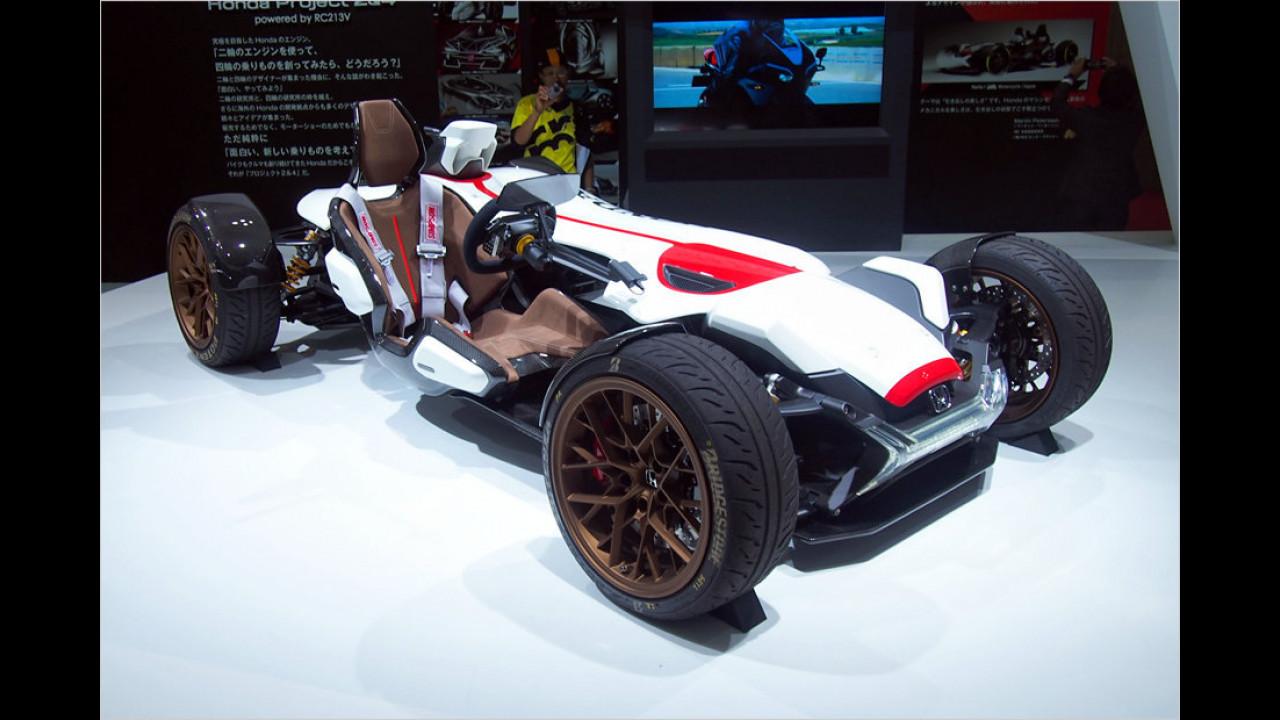 Honda Project 2x4