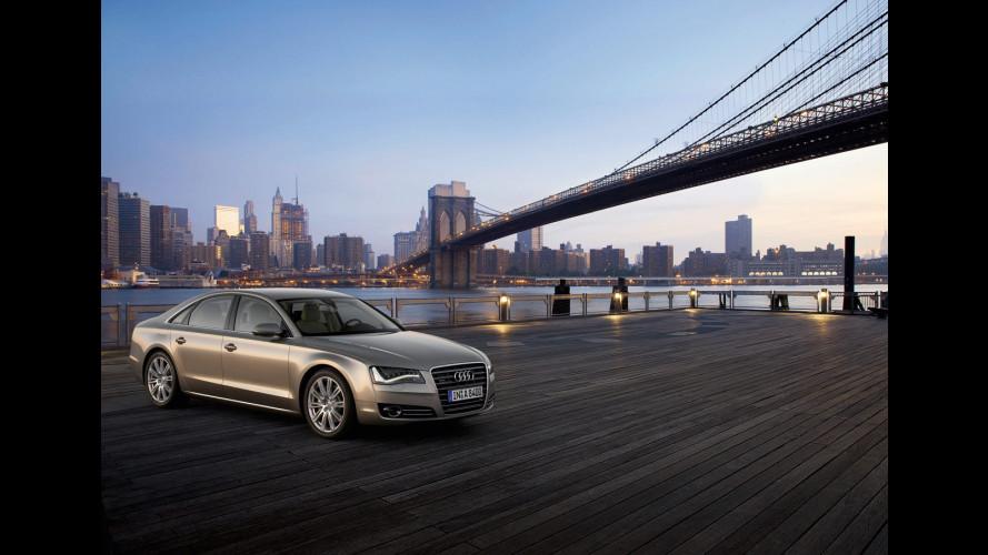 Audi, BMW e Mercedes: è boom di ordini