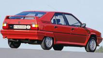 Citroën BX