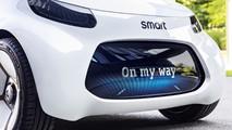smart Vision EQ fortwo