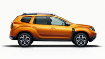 2018 Dacia Duster official image