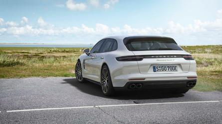 Porsche Panamera Turbo S E-Hybrid Sport Turismo, ou le break de course