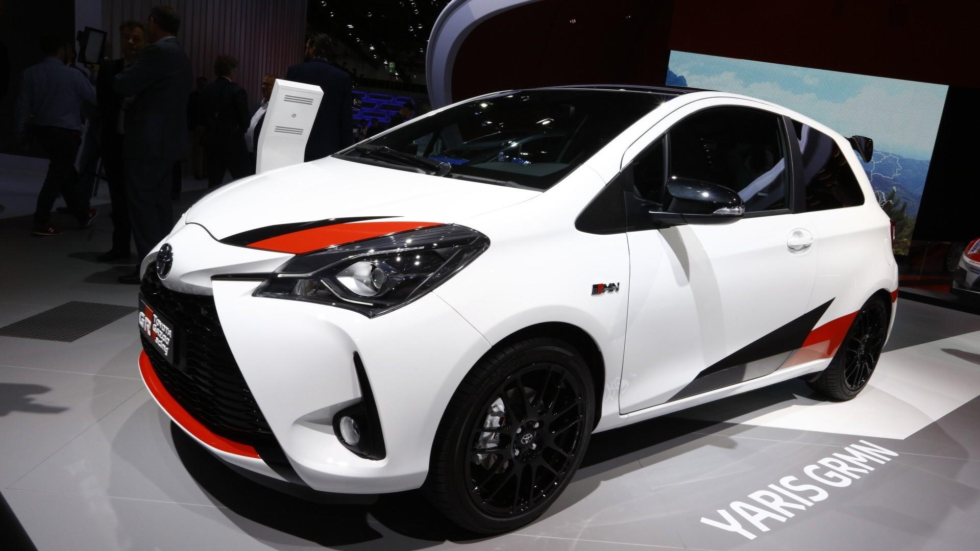 toyota yaris grmn is quicker than a fiesta st. Black Bedroom Furniture Sets. Home Design Ideas