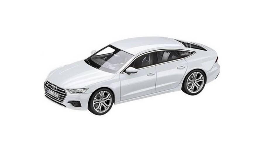 Audi A7 miniatures