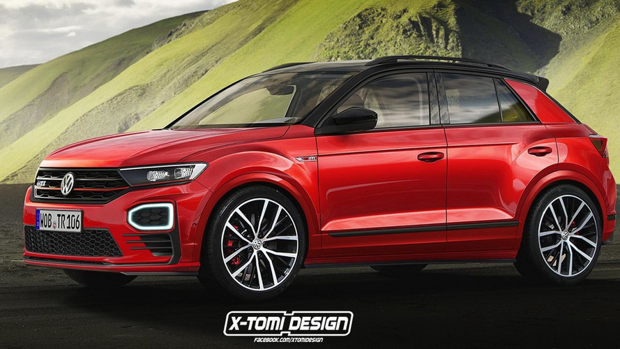 VW T-Roc GTI Will Only Exist In The Virtual World