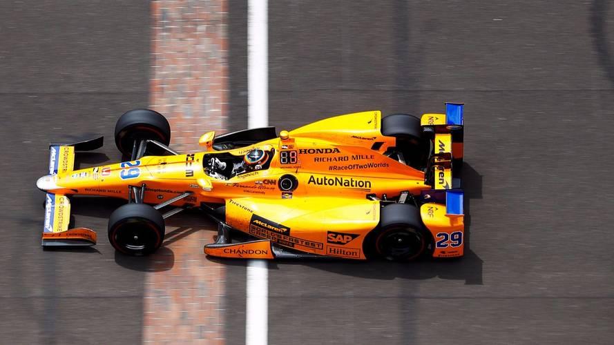 Alonso : Indy,