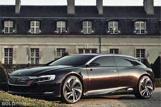 Jaw Dropper: 2012 Citroen Numero 9 Concept