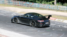 Porsche 911 GT2 casus fotoğrafları