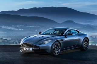 Your First Look at the Stunning 2017 Aston Martin DB11