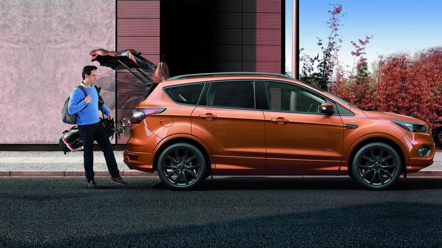 Ford, SUV modellerine RS versiyonları getirebilir