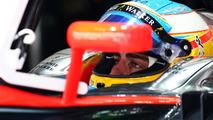 Dennis denies Alonso relationship breaking down again