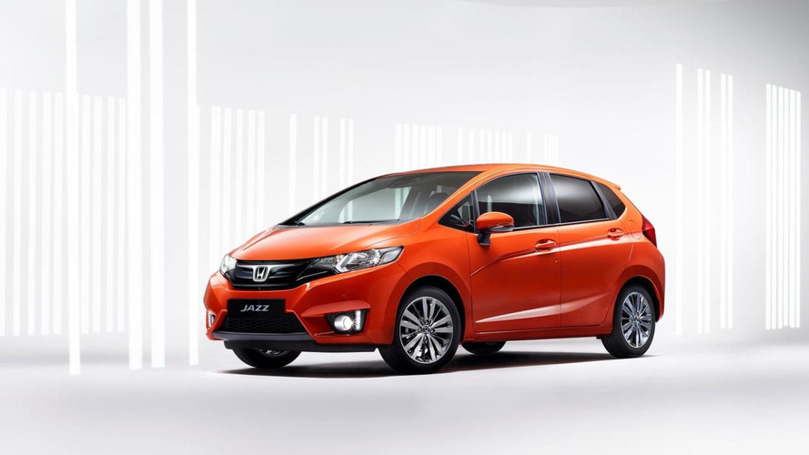 Production Euro-spec Honda Jazz revealed with 1.3-liter i-VITEC engine