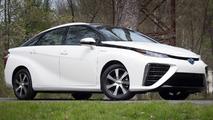 2016 Toyota Mirai: Review