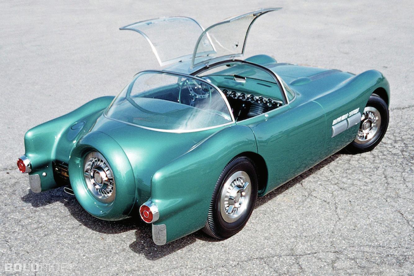 1954 Pontiac Bonneville Special Was Pure Automotive Americana