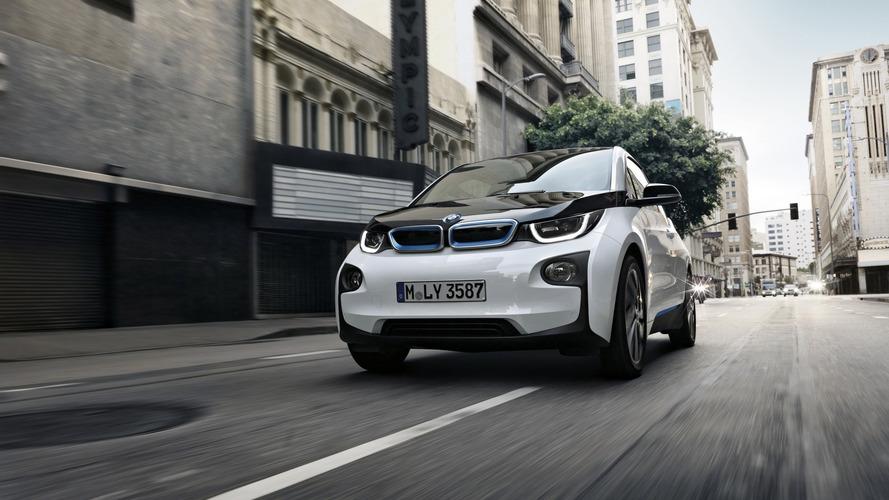 Makyajlı BMW i3'e daha spor bir versiyon mu geliyor?