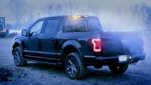 2016 Ford F-150 Strobe Warning LED Lights