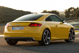 Your Chiropractor Will Love the 2016 Audi TTS: Review
