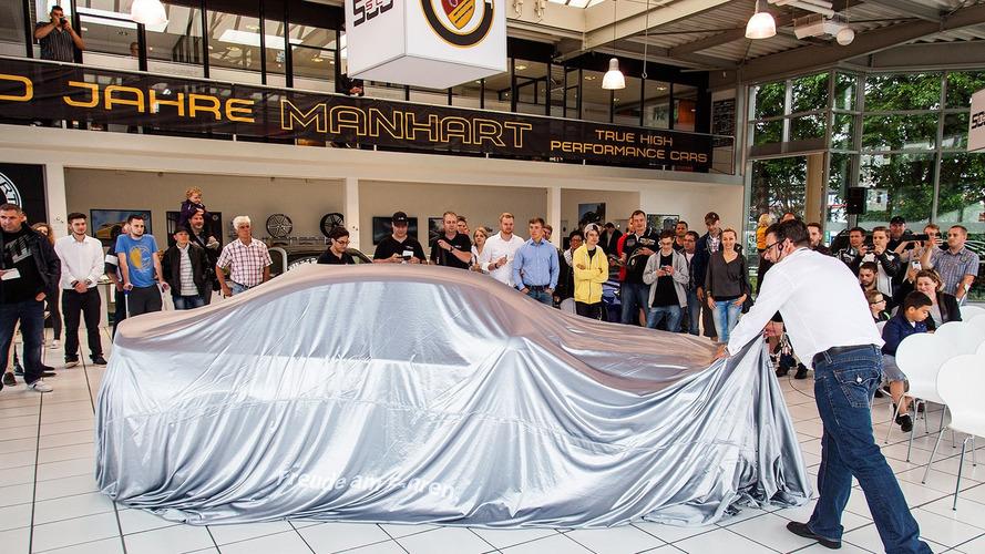 BMW M2 - Manhart