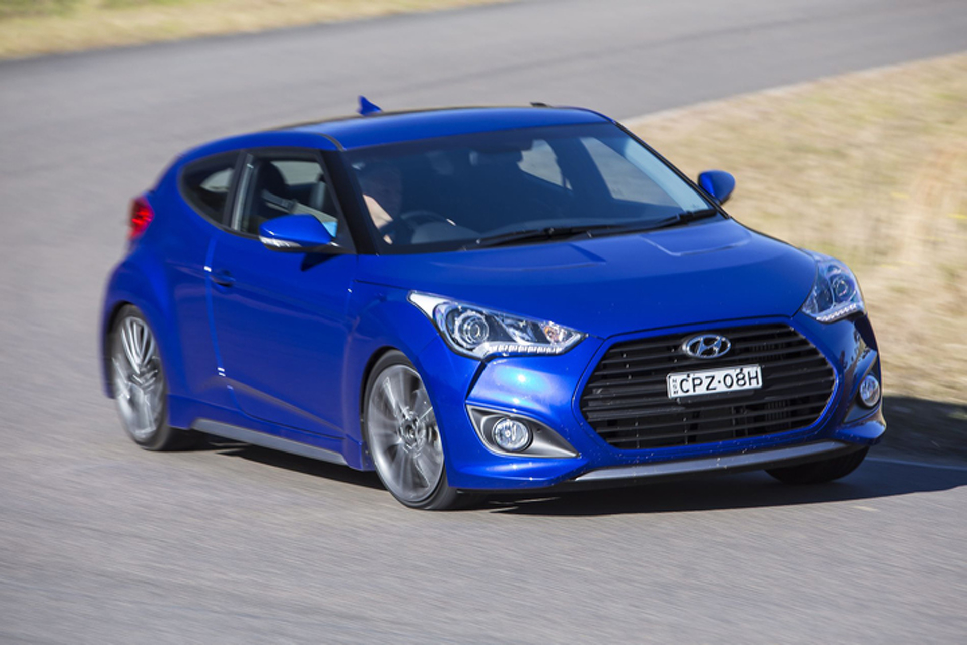 261HP Hyundai Veloster Raptor is the One We Need