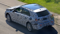 2018 Mercedes-Benz A-Class spy photo