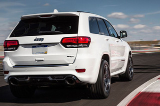 A 707HP Jeep Grand Cherokee Hellcat Reportedly Will Be Built