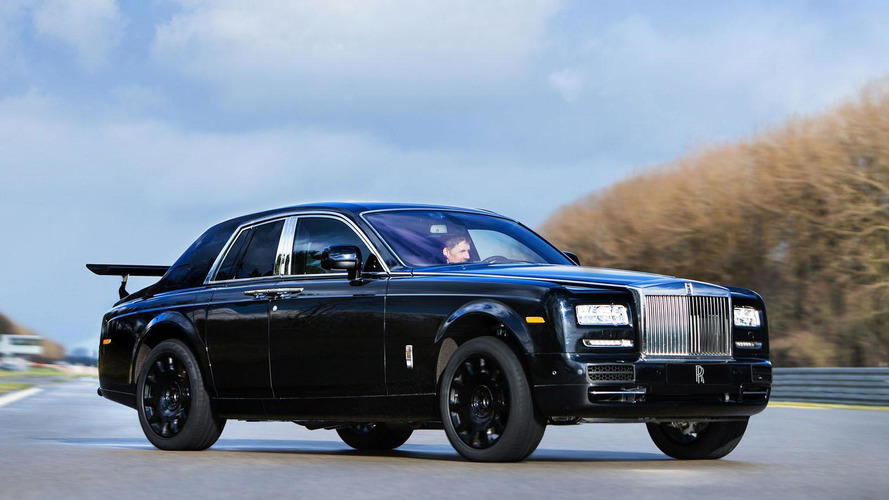 Rolls-Royce Cullinan SUV confirmed for late 2018 launch