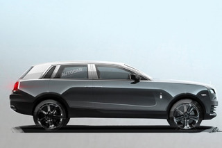 Rolls-Royce SUV Hitting the Market in 2017