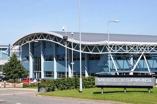 Mercedes Will Borrow F1 Center to Develop Road Cars