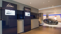 Showroom Bugatti UK