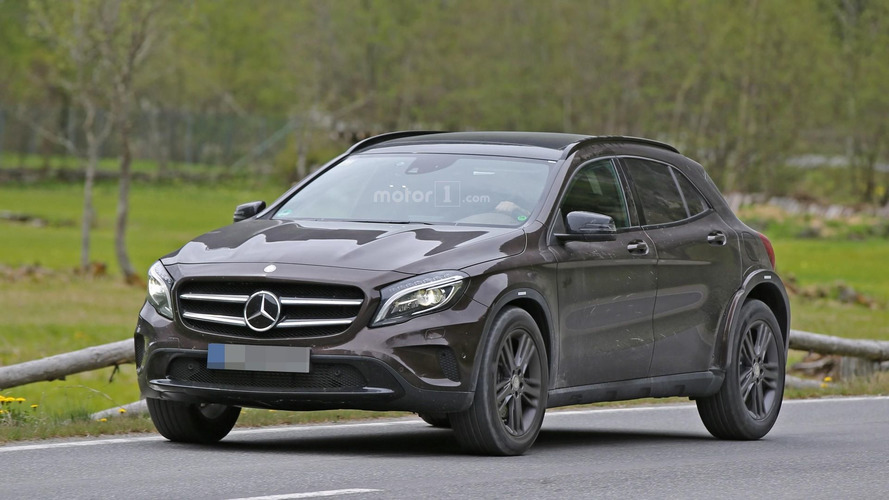 Are you the Mercedes GLB?