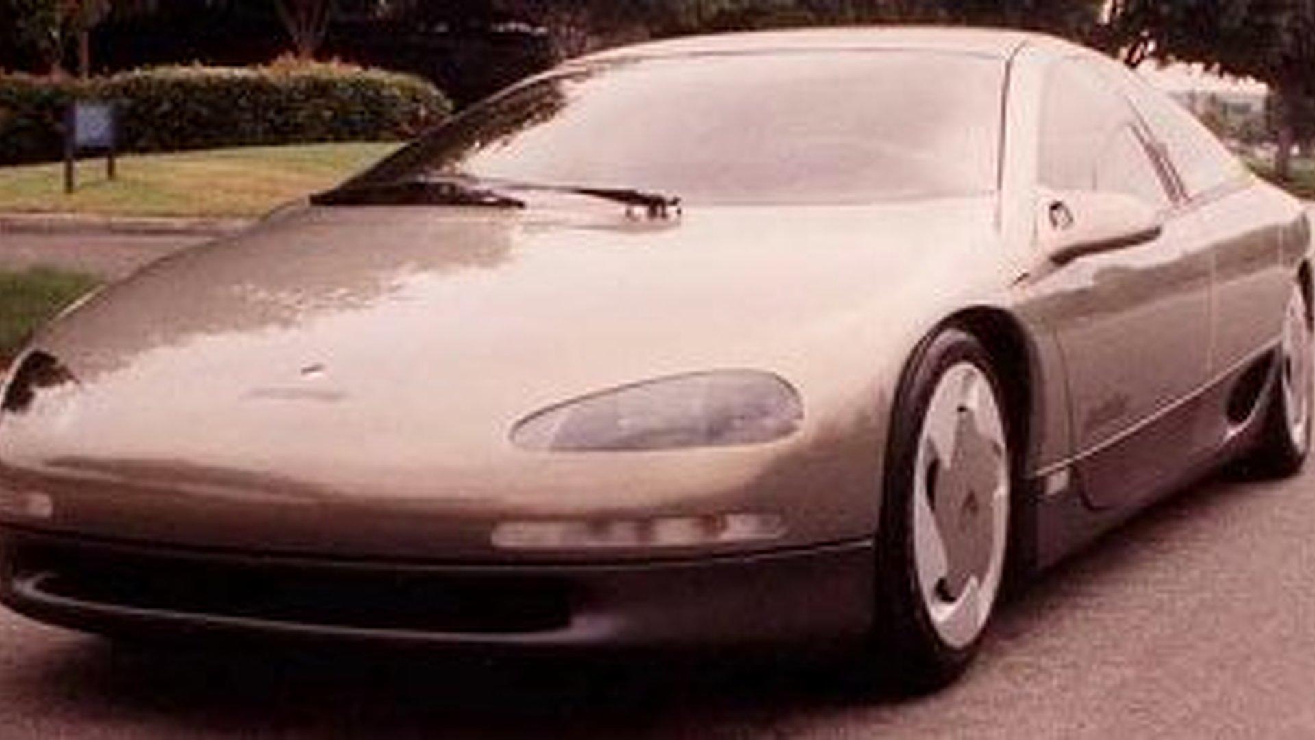 Chrysler Lamborghini >> Concept We Forgot 1987 Chrysler Lamborghini Portofino