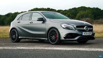 Mercedes-AMG six-way drag race