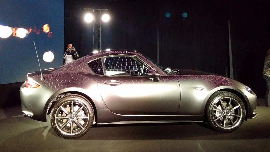 Mazda MX-5 RF Paris