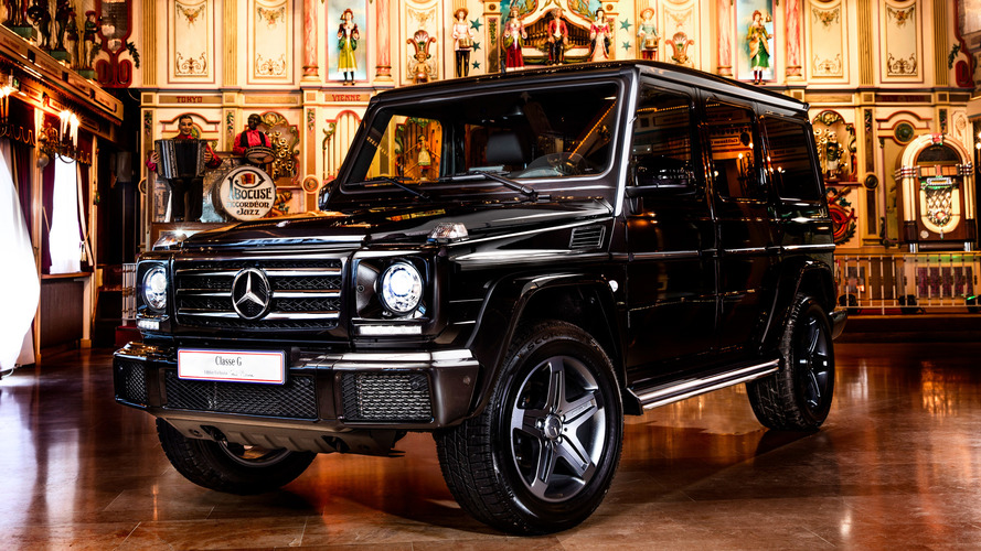 2017 Mercedes Classe G Edition Paul Bocuse