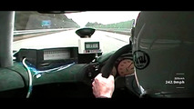 McLaren F1 top speed run