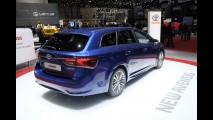 Peruas de Genebra: a bela Toyota Avensis reestilizada ao gosto europeu