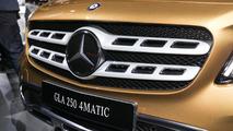 2018 Mercedes-Benz GLA: Detroit 2017