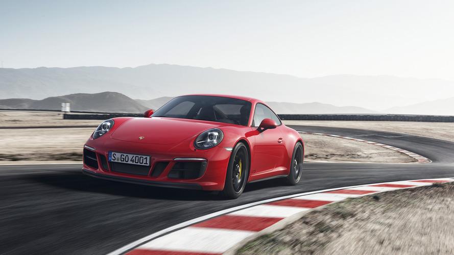 Porsche 911 GTS assume motor turbo em sua nova geração