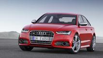 Audi S6 Rojo