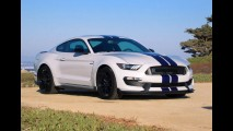 Downsizing? Motor V8 5.2 do Mustang Shelby GT350 fatura o Best Engine