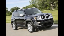 Jeep Renegade é um dos carros