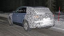 2018 VW Touareg casus fotoğrafları