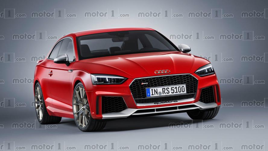 2018 Audi RS5 Coupe'ye gerçekçi yorum