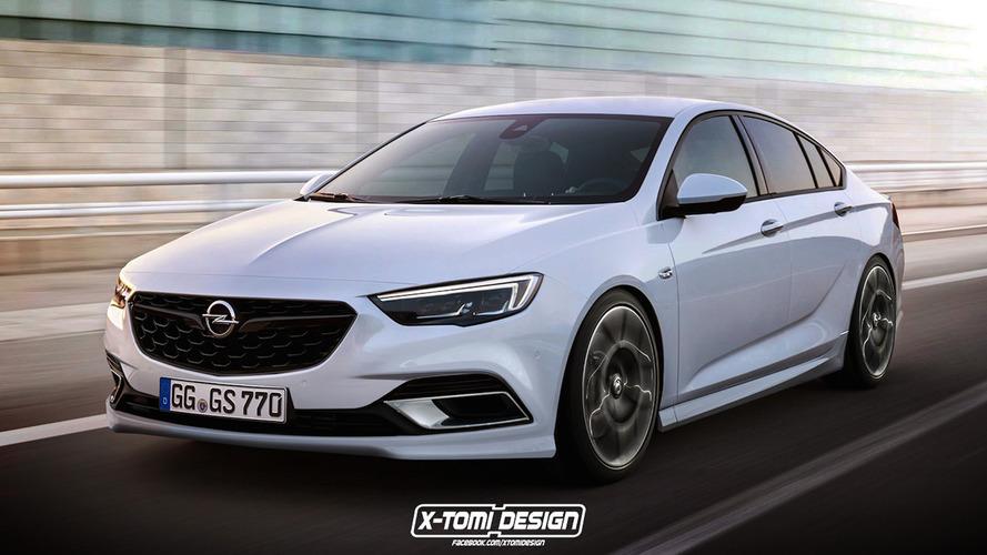 Opel Insignia OPC Tasarım Yorumu