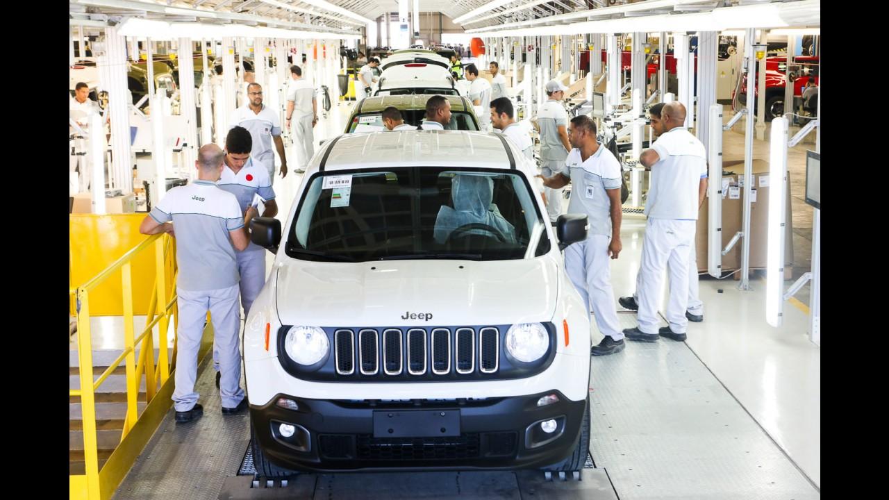 Mercado: vendas caem 25% no semestre e GM lidera pelo 9º mês