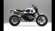 BMW prepara Scrambler com base na R1200 NineT