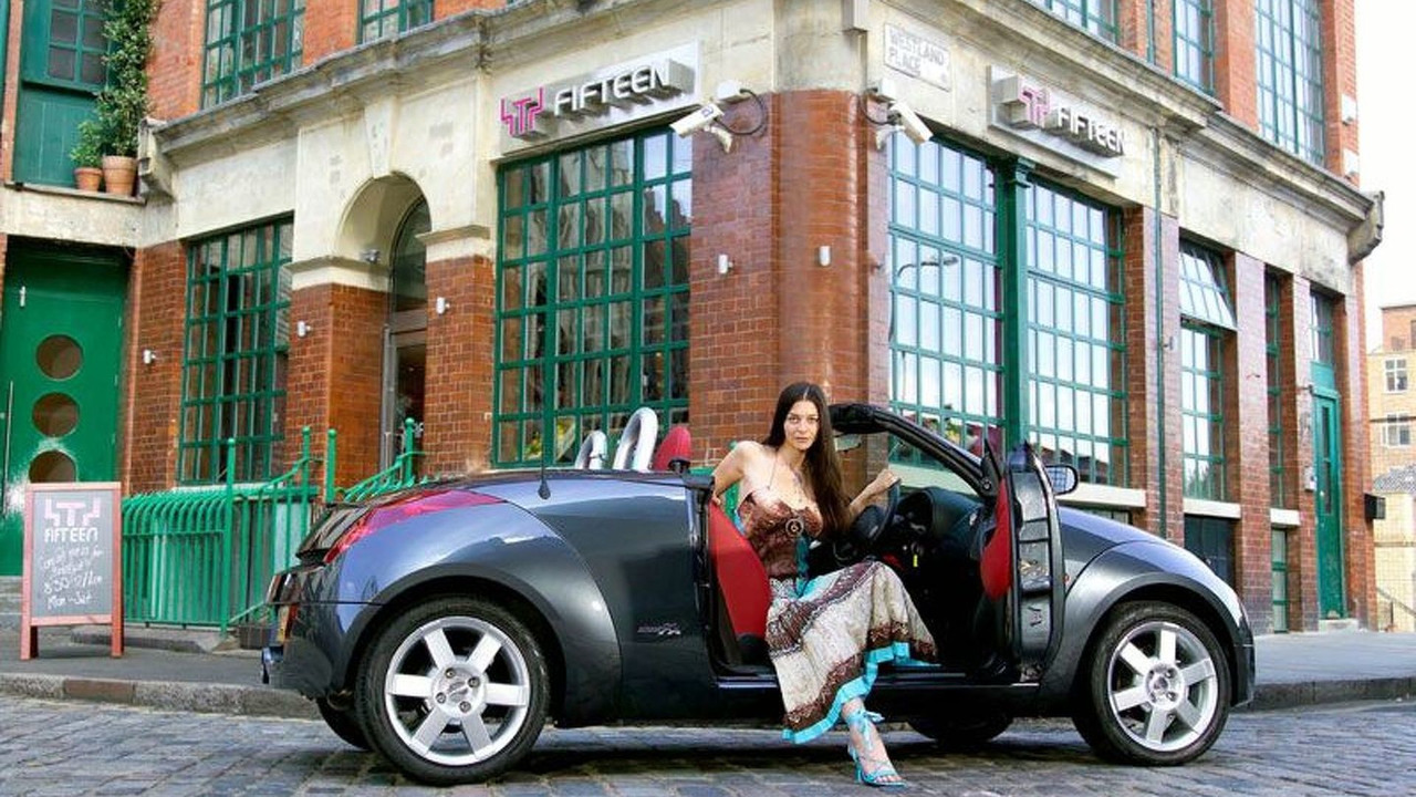 Limited Edition Ford Streetka (UK)