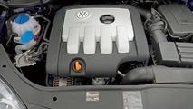 2005 Volkswagen Jetta TDI Engine